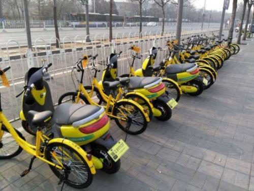 杭州、北京、上海等地叫停共享电动车