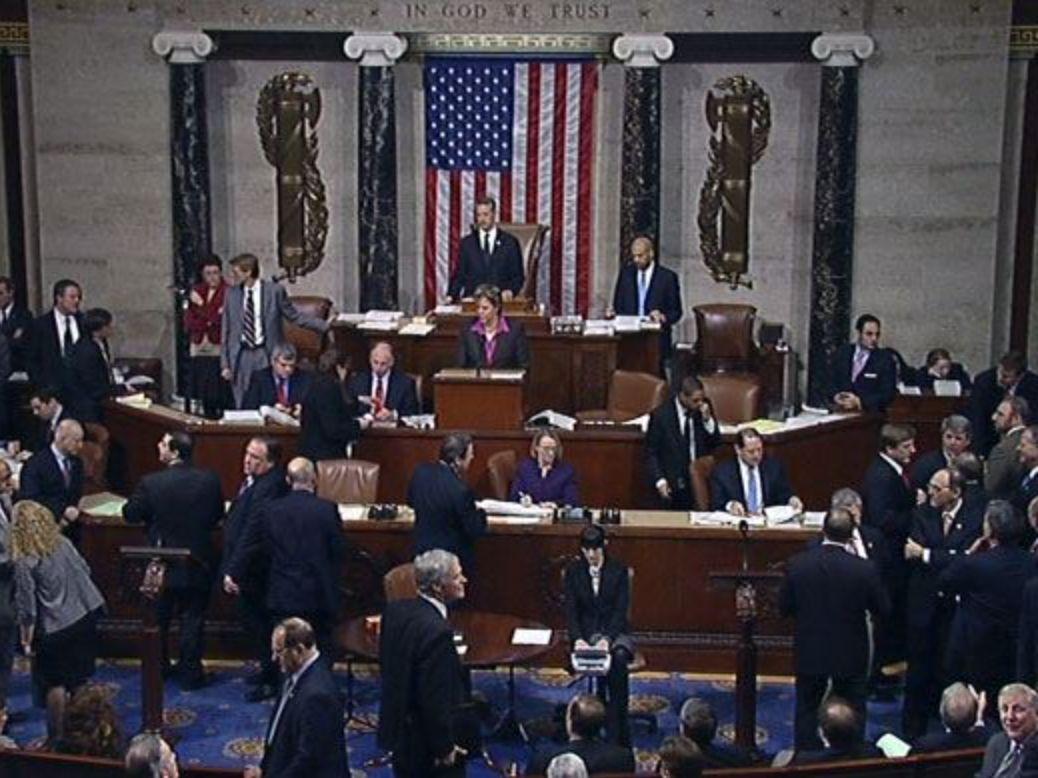 """又助攻""""武统""""!美众议院通过法案鼓励""""美台军事往来"""""""