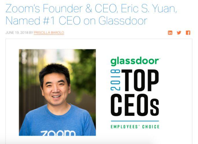 贏了庫克!曾9次被拒簽的中國小夥當選美國最佳CEO(組圖)