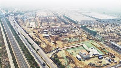 """保定:一路""""绿灯"""",为""""河北京车""""加速"""