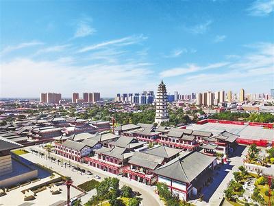 """河北省定州市:留""""千年記憶"""" 續歷史文脈"""