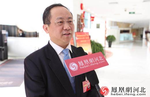 龚晓峰代表:让河北从工业大省变为工业强省